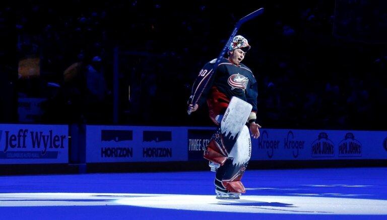 Elvis(s) un 'bekvokālisti'. Ko savādā NHL sezona sola četriem latviešiem