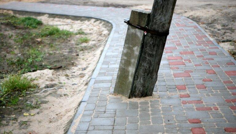 Rīgā līdz oktobra beigām satiksmei slēdz Kraujas ielu