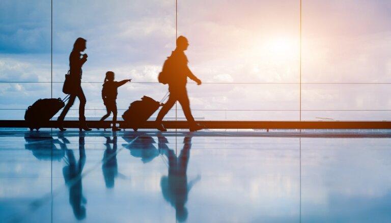 Covid-19 pārbaužu dēļ lidostās šovasar ir iespējams haoss