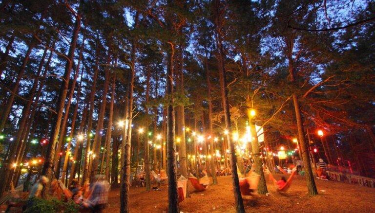 'Positivus' izsludina 'Dabas skatuves' un 'Kino telts' programmas