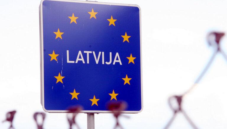 В день визита папы римского в Латвию будет усилен иммиграционный контроль