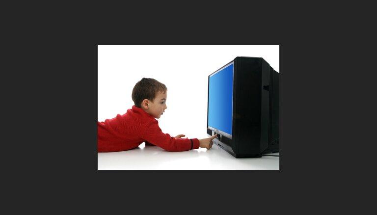 Ko patiesībā video produkcija nodara mūsu bērniem?
