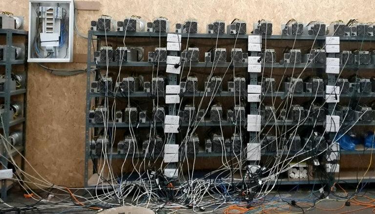 Kazahstāna elektrības trūkuma dēļ ierobežo kriptovalūtas iegūšanu