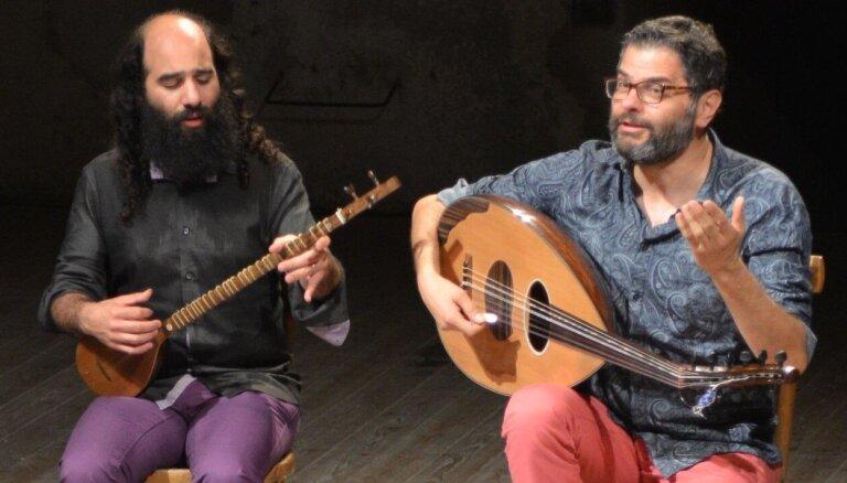 Festivālā 'Ad Lucem' viesosies pasaules mūzikas ansamblis 'Constantinople'