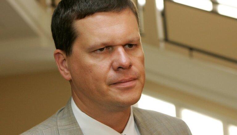 Gerhards Rīgas domes atlaišanas likumprojektu iesniegs valdībā; JV pauž atbalstu