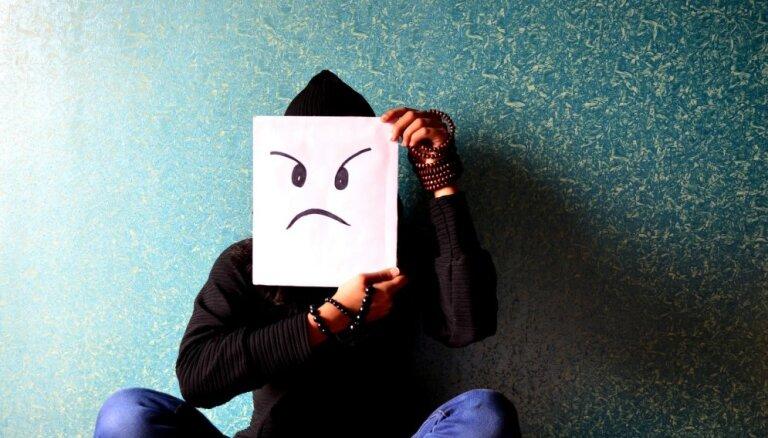 Dažādi dusmu veidi un to postošā ietekme uz dzīvi