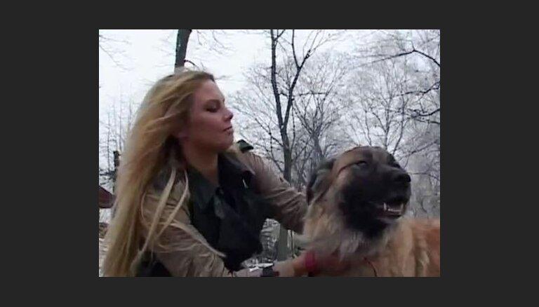 Kāpēc Linda Leen izvēlas suņus