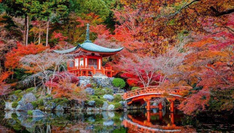 13 interesantas un elpu aizraujošas apskates vietas Japānā