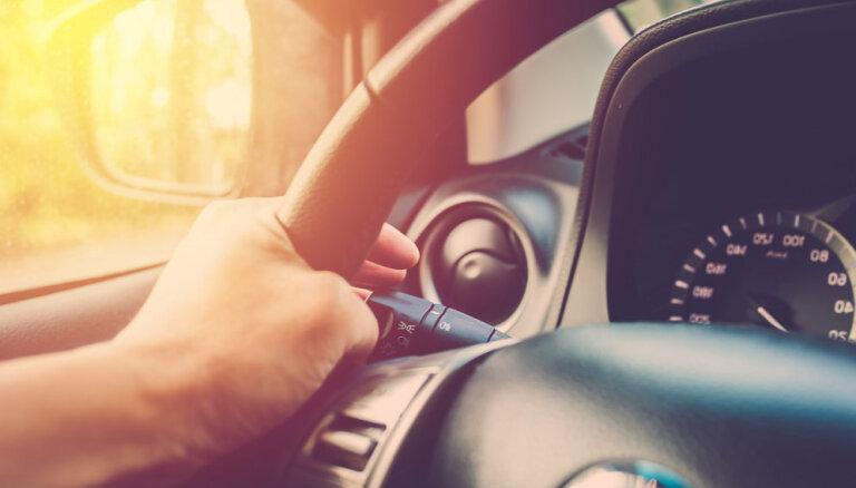 Septiņi Latvijas autobraucēju grēki