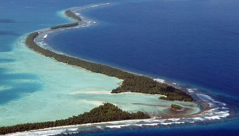 Острова Токелау остались без пресной воды