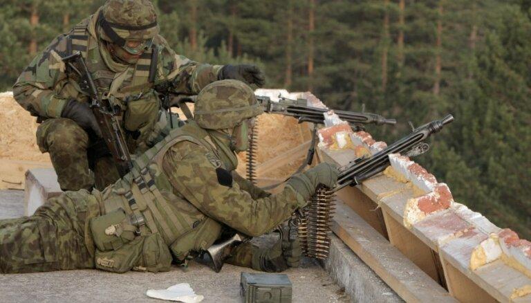 Ādažos atklās jaunu munīcijas noliktavu kompleksu