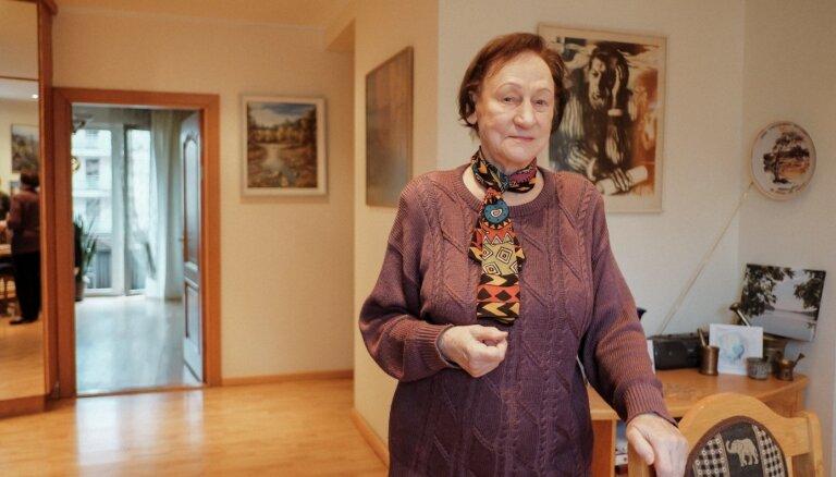 'Limuzīnam' 40. Rakstniece Māra Svīre: 'Šis ir stāsts par mums'