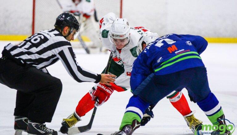 OHL pieteikušies septiņi hokeja klubi