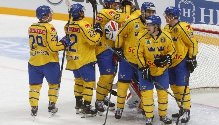 Шведы укомплектовались на ЧМ 17 игроками из НХЛ