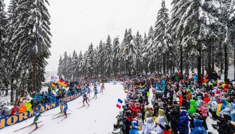 Bendika Pasaules kausa posmā sprintā noslēdz TOP 40