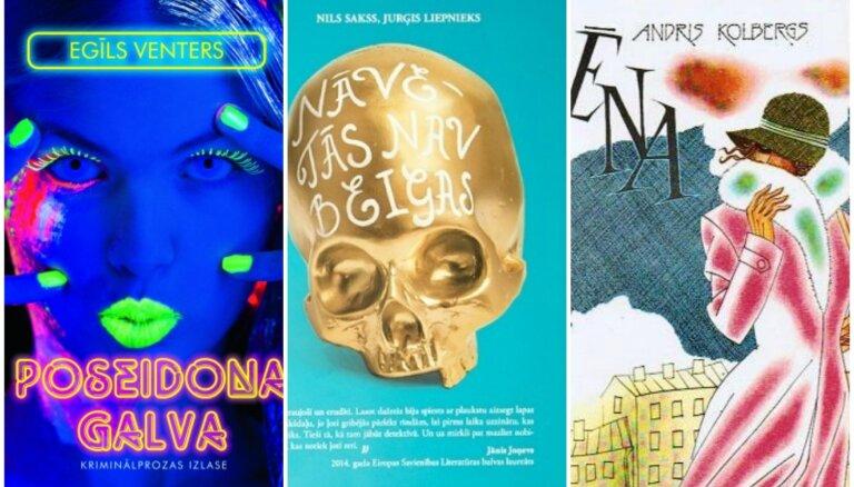 Grāmatas asu izjūtu cienītājiem. 10 lieliski latviešu krimiķi