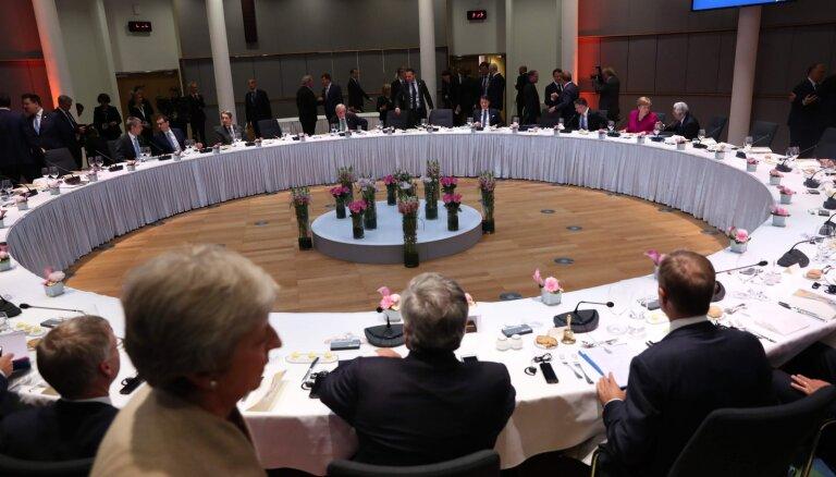 Как в Евросоюзе собираются делить должности