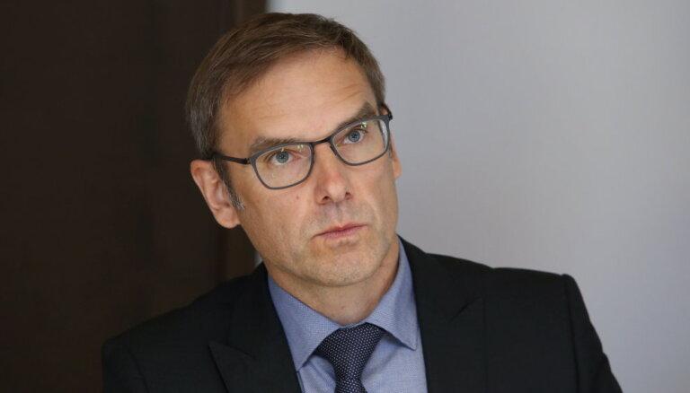 Amatu atstājis 'Eiropas dzelzceļa līnijas' vienīgais valdes loceklis Andris Linužs