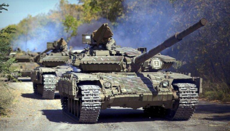 Latvijas pierobežā nākamgad plānoti grandiozi militārie manevri