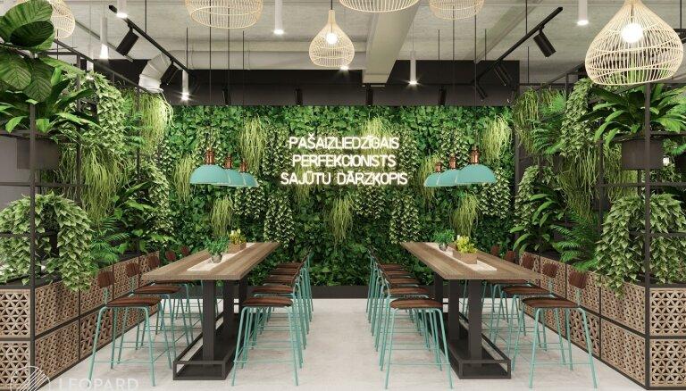 ФОТО: В начале будущего года откроется крупнейший в Марупе ресторан