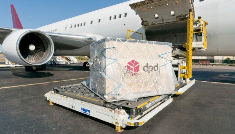 Sūtījumu pārvadātājs 'DPD Latvija' atsācis piedāvāt aviopiegādes pakalpojumus