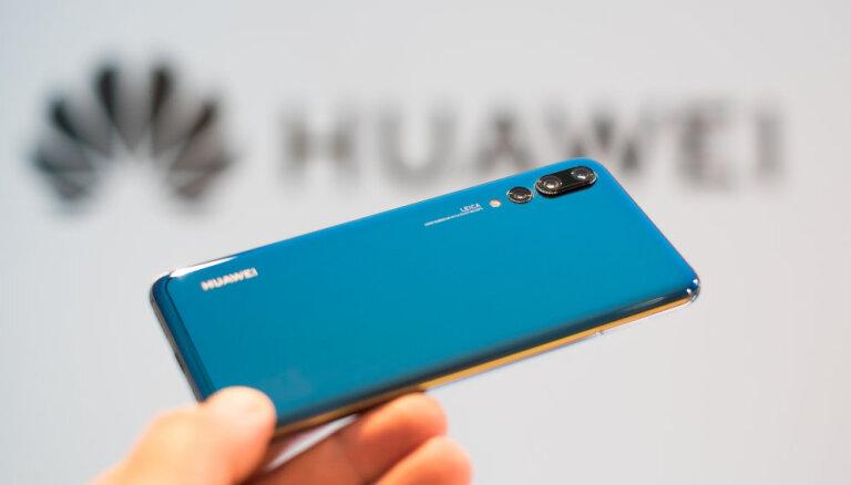 Prezentē unikālu viedtālruni foto entuziastiem – 'Huawei P20 Pro'
