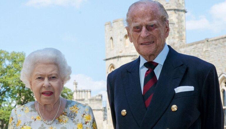 Lielbritānijas princis Filips atzīmē 99. gadskārtu