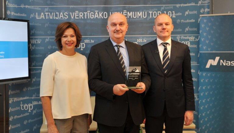Paziņoti Latvijas vērtīgākie uzņēmumi; līderis nemainīgs jau 11 gadus