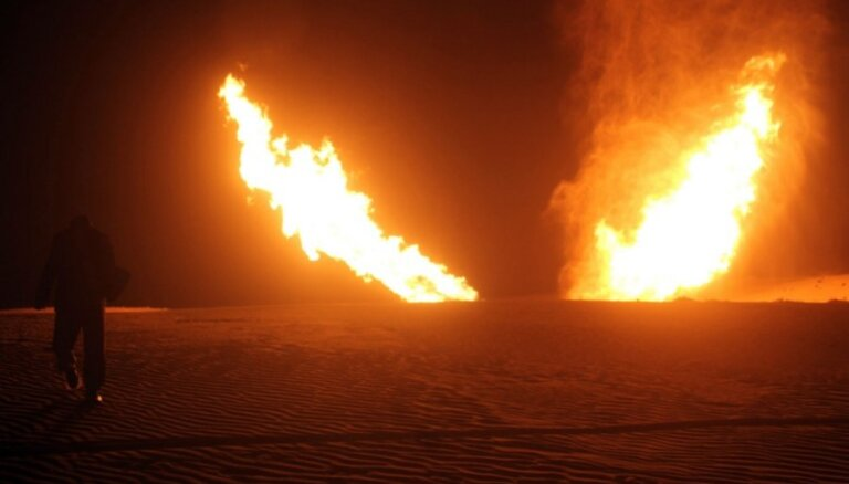 Ēģipte lauž gāzes piegādes līgumu ar Izraēlu