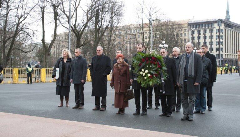 'Antifašisti' 16.martā pulcēsies arī Doma laukumā