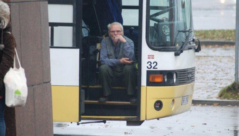 Lems par minimālās stundas likmes noteikšanu autobusu vadītājiem