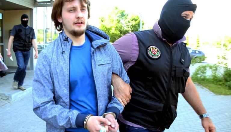 Суд над россиянами за незаконное проникновение на военную базу в Адажи отложен