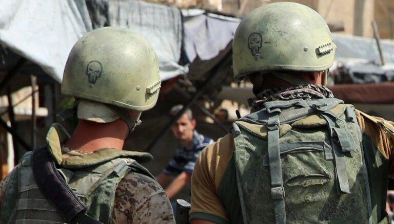 СМИ: Mинобороны России не стало сообщать о гибели военного в Сирии
