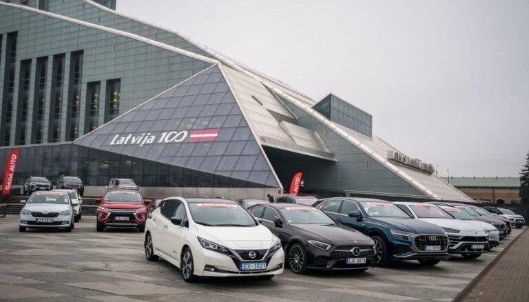 Paziņoti arī 'Latvijas Gada auto 2019' septiņi finālisti