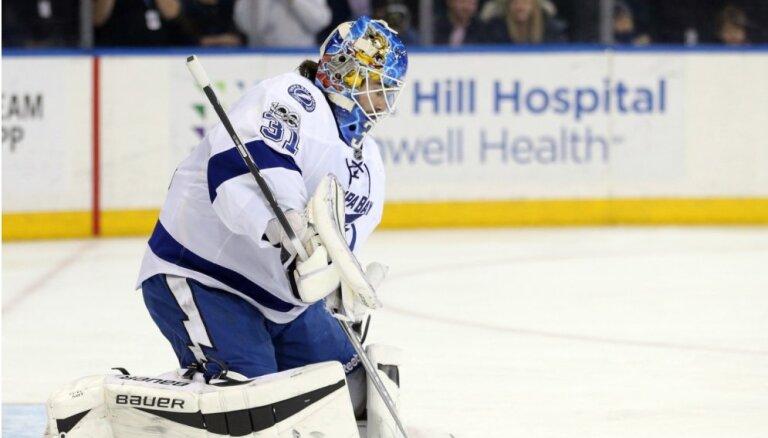 Krievijas mediji: Gudļevska konkurents 'Lightning' sistēmā Budajs pārcelsies uz KHL