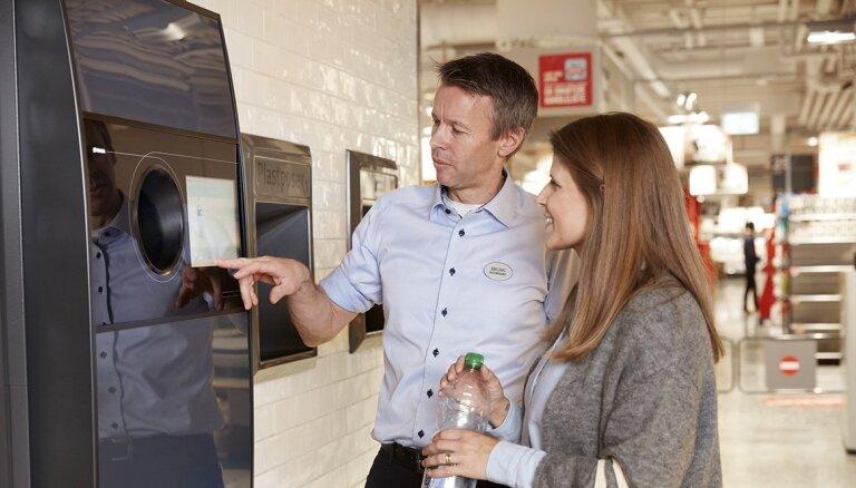 Депозитную тару в Латвии можно будет сдавать на 110 заправочных станциях