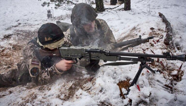 Plāno paplašināt Rēzeknes militāro bāzi