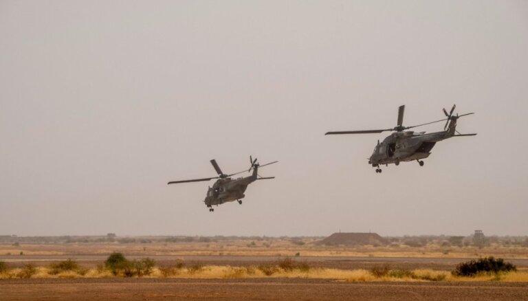 В Мали столкнулись два военных вертолета, погибли 13 человек
