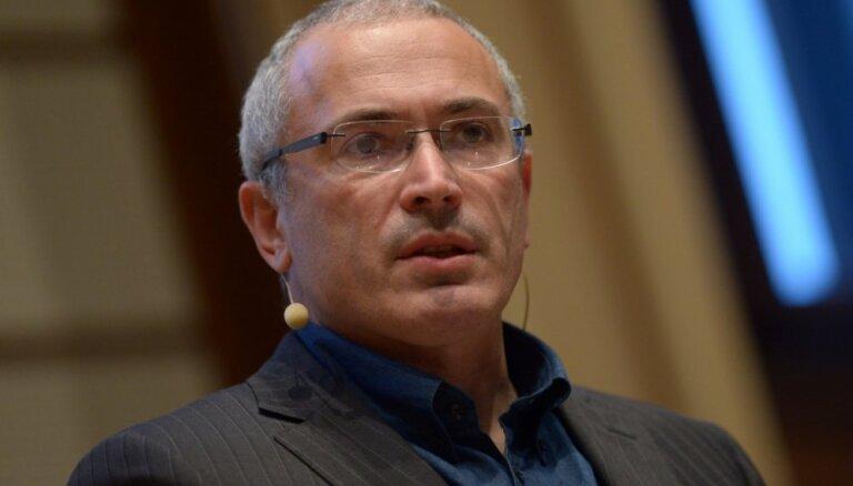 Интерпол может проигнорировать запрос на розыск Ходорковского