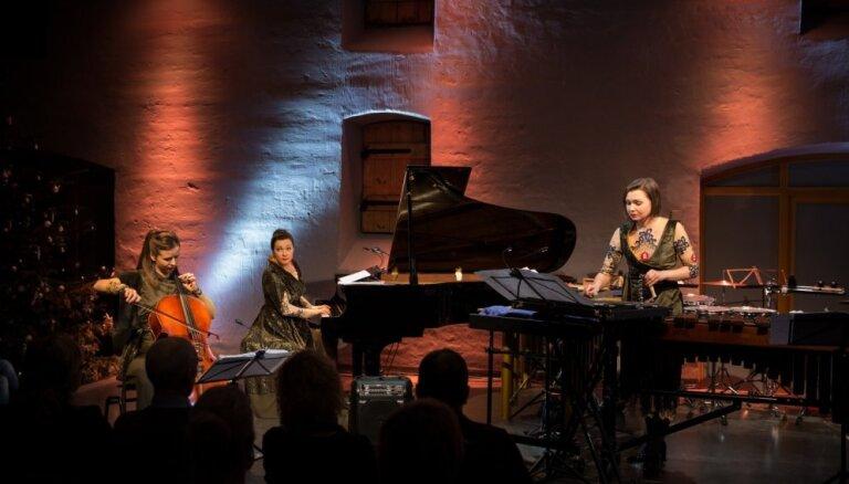 'Rīgas festivālu' atklās trio 'Art-i-shock'
