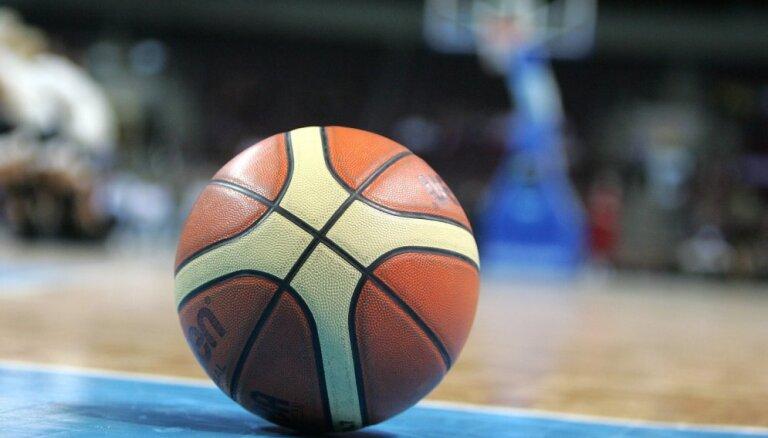 Latvijas U-18 basketbolisti zaudē visos Baltijas kausa mačos