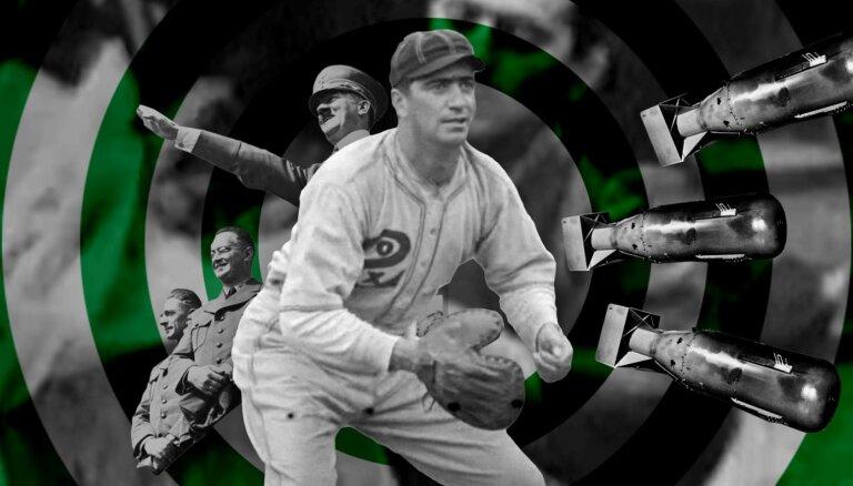 Beisbolists ar tiesībām nogalināt. Neticamais stāsts par amerikāņu spiegu Mo Bergu