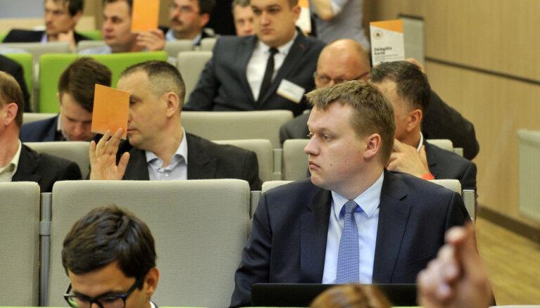 Pretēji policijas liegumam skandālos iesaistītais Gavrilovs ticies ar Kļaviņu