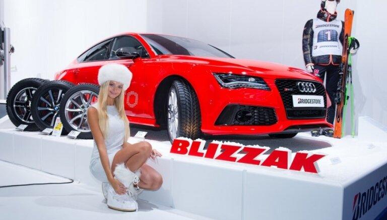 'Bridgestone' atkal atzīts par pasaulē lielāko riepu ražotāju