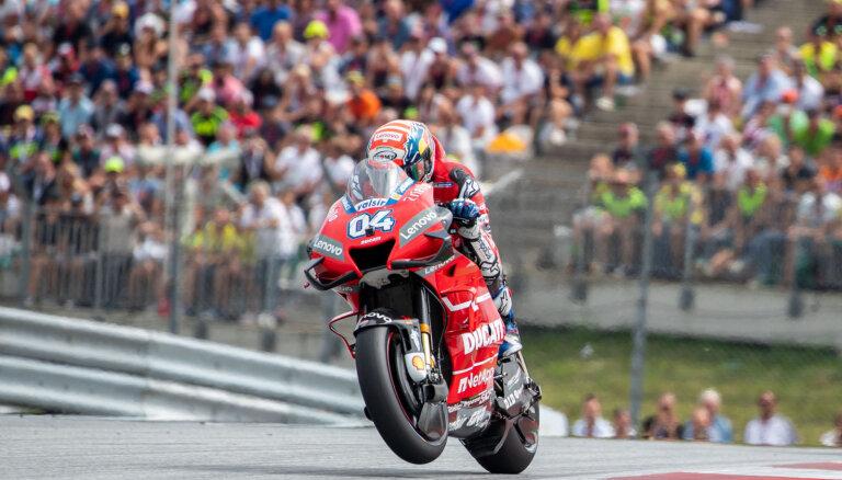 MotoGP sezona jūlijā startēs ar sacensībām Heresas pilsētā