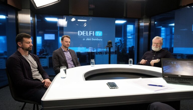 'Delfi TV ar Jāni Domburu' – atbild Dukuru ģimene. Pilns ieraksts