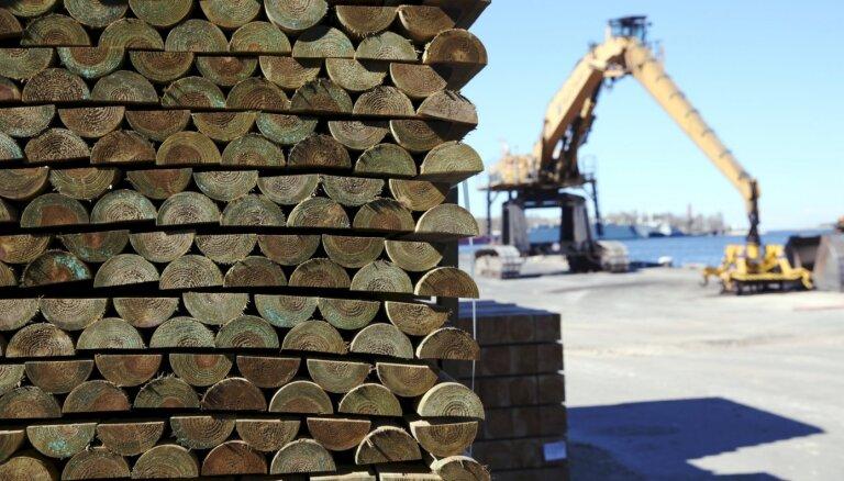 Oktobrī apstrādes rūpniecības produkcijas apjoms pieaudzis par 1%