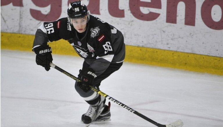 'Rīgas' hokejisti piedzīvo pārliecinošu zaudējumu MHL mačā