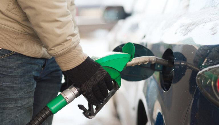 В столицах стран Балтии цены на дизельное горючее продолжают снижаться