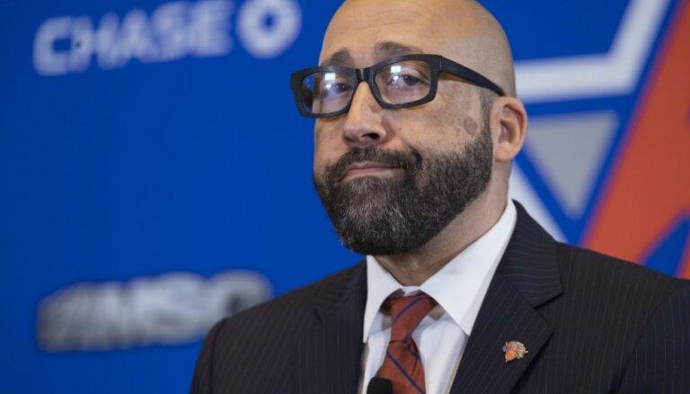 'Knicks' savā sastāvā veic izmaiņas aizsarga pozīcijā